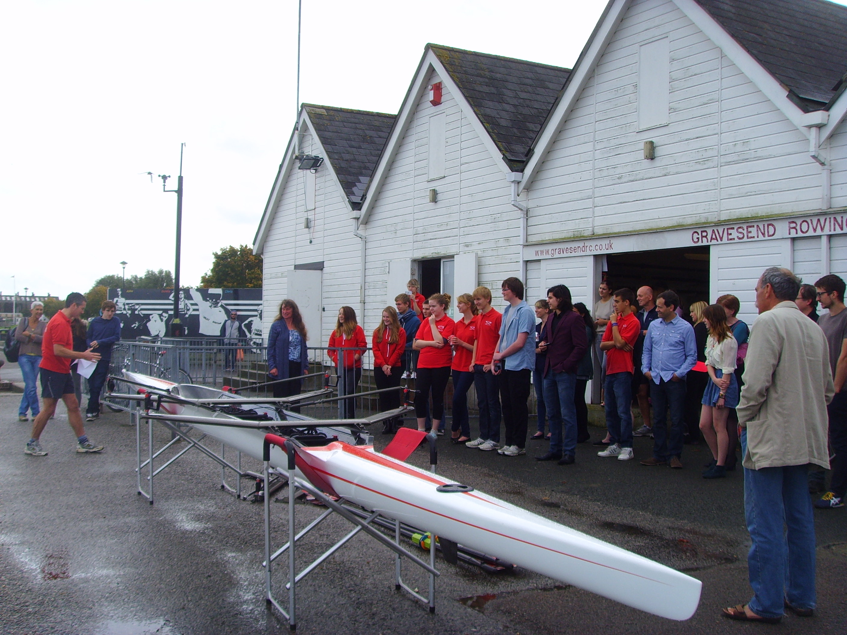 Gravesend Rowing Club