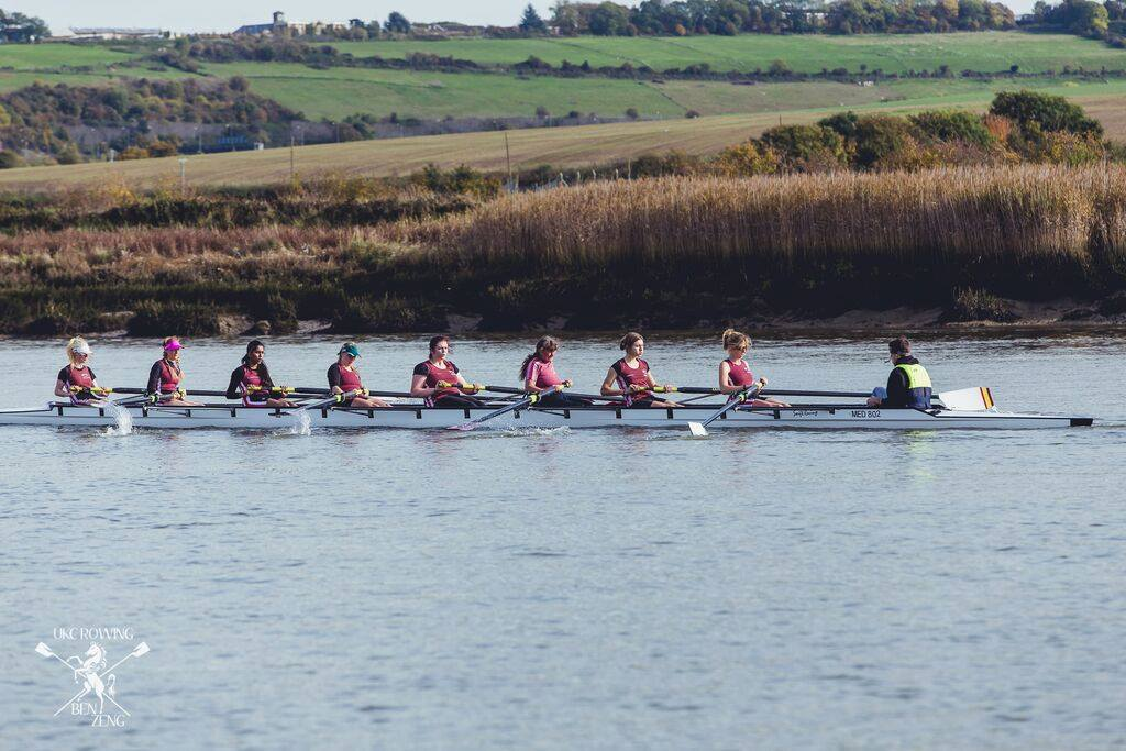 Fastest crew at Medway Head