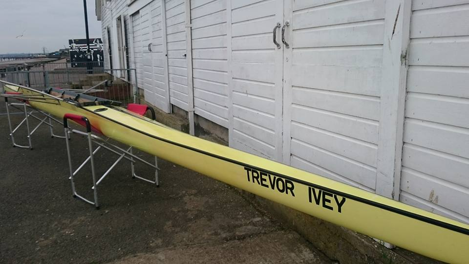 Solstice row and new Trevor Ivey