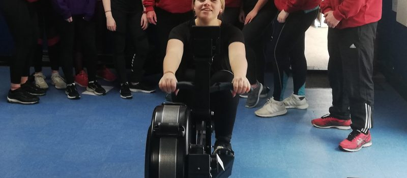 48 hours of rowing to fundraise for Neptune